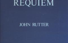 """Concert Chorus Performance of """"Requiem"""""""