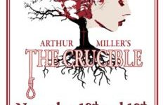 The Crucible, From a First Time Actor's Perspective