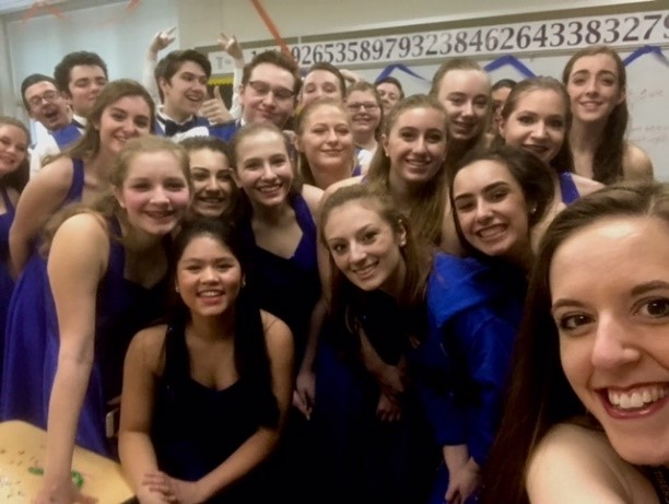 Show Choir: A Choreographer's Perspective