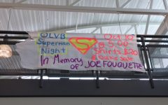 "Lyme-Old Lyme High School Volleyball Team Hosts ""Superman Night"" for Joe Fouquette"