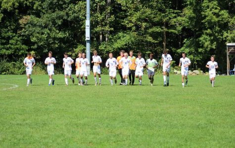 Boys soccer in a must win situation